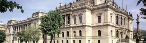 Rekonstrukce koncertního sálu a galerie Rudolfina, Praha