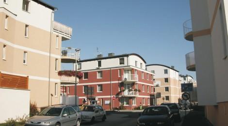 Nové Kateřinky apartments