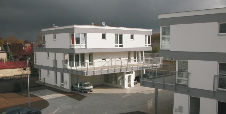 Terasy III - bytový areál